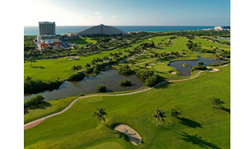 Cancun Kukulcan Golf Course