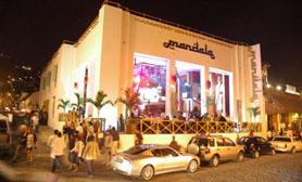 Cancun Mandala Club Disco